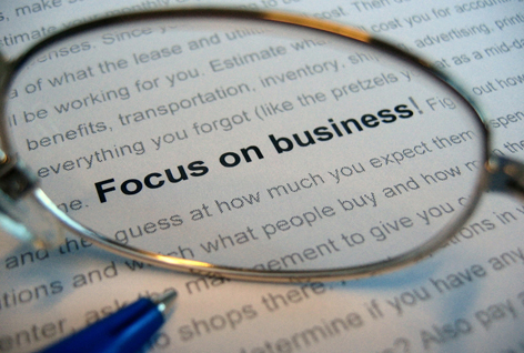 Focus-on-business